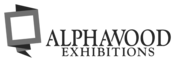 Alphawood Exhibitions Logo